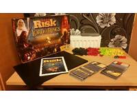 Risk the Lord of the rings board game