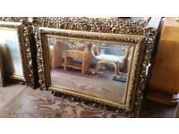 Beautiful gilt mirror