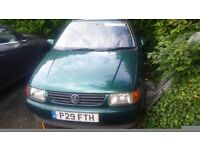 Vw Polo 1.0 **Long Mot**Low Millage**