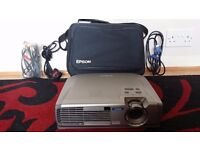 Epson LCD Projector - Good working order - Watch Movies / Presentations
