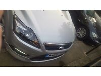 Ford focus 1.8 petrol for sale not golf, astra or audi