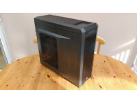 Computer Case - Corsair Carbide Series 500R Mid Tower, Black
