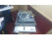 Cisco Lab 1841 Router / 24 port Switch 3550 including Dell Power Edge 1950 Server / console cable