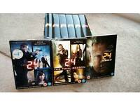 24 complete series 1-9