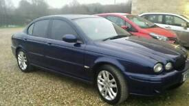 Jaguar X type 3.0lt AWD V6 manual