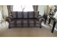 FOR SALE - Extra Large 3-Seater Sofa plus Armchair