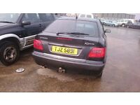 2004 CITROEN XSARA FORTE HDI, 1.4 DIESEL, BREAKING FOR PARTS ONLY, POSTAGE AVAILABLE NATIONWIDE