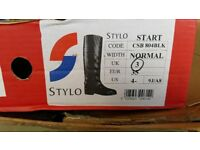 Stylo Size 3 Horse Riding Boots