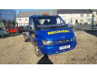 RECOVEY TRUCK/1 YEARS M.O.T