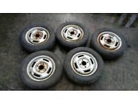 Metro/mini wheels