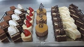 Experienced and reliable pastry chef