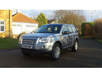 LAND ROVER FREELANDER 2.2 TD4 HSE 5d 159 BHP BLUETOOTH, PANORAMIC SUNROOF LEATHER TRIM, SAT NAV
