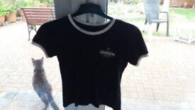 Guinness ladies t-shirt