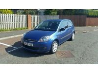 2008 ford fiesta 1.2 style with full service history and full mot cheap insurance