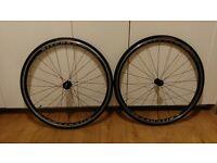 road bicycle wheelset