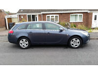 Vauxhall Insignia 2.0 CDTi 16v Exclusive 5dr Nav