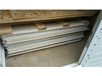 28 Plaster boards