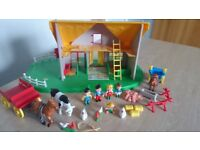 Childrens Oh Penny Farm/Figures/Accessories Playset