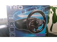 T80 racing wheel Thrustmaster ps4 ps3