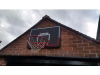KIPSTA WALL MOUNTED BASKETBALLHOOP