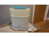 Electric Steam Steriliser - Avent Philips