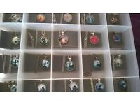 cabochons, hand made and more
