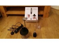 Savisto hand blender 3 in 1 - faulty