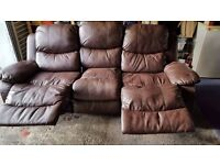 leather sofa collection only free