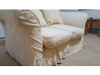 FREE Two seater fabric sofa in Great condition
