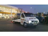 MERCEDES SPRINTER LWB 312 RECOVERY TRUCK