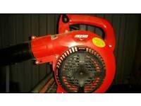 Petrol blower