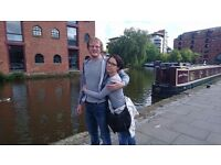 Looking for a 1 Bedroom Flat or other living space/working Couple/no kids/no pets/ non smoking