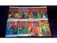 Judge Dredd The Megazine Issues 1-8