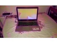 Asus X555L. PC LAPTOP in fully working order