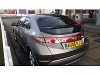 Honda civic 2.2 diesel 12 months mot full service history £130 a year tax hpi clear