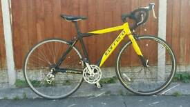 Carrera road bike Ltd edition