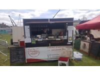 MOBILE CREPE / CATERING BUSINESS FOR SALE