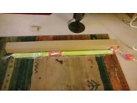 unopened Brand new Lime green roller blind