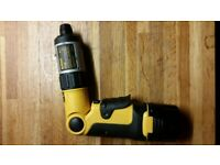 Dewalt screwdriver dc600 3.6v complete with battery drill