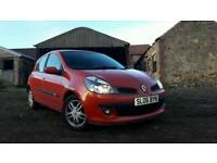 New shape Renault clio 1.4 great first car