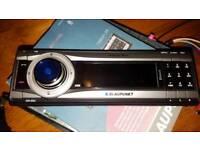 Blaupunkt MP3 and Bluetooth head unit