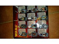 Star Wars Collectable Pin with pin back Badges
