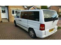 **REDUCED**Mercedes vito 108cdi 2.2 2003 van wheelchair access with ramp