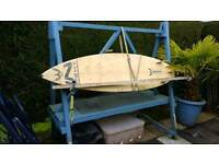 Kayak or surboard stand
