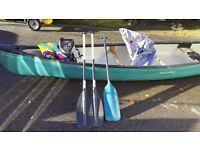 Pyranha Ranger 16 ft Canadian Canoe