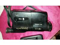 Panasonic vintage camcorder