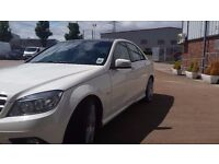 Mercedes 220CDI AMG SPORT DIESEL AUTO PANORAMIC ROOF