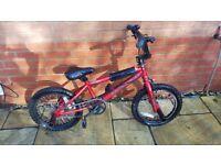 "Diamondback mini viper 16"" wheel kids children's BMX bike bicycle"