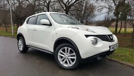 Nissan Juke 1.5 dCi Tekna 5dr LOW MILEAGE & FULL YEAR MOT