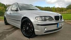 52 BMW 320d SE Touring! Lovely Car